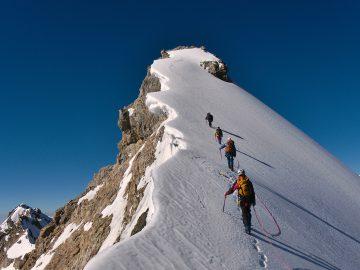 pick of a mountain